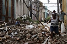 Cuba urged to allow duty-free imports after storm