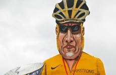 English town to burn Lance Armstrong effigy