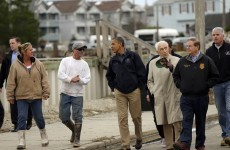 Death toll from superstorm Sandy passes 60 in US