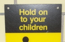 Warning! Parents at large...