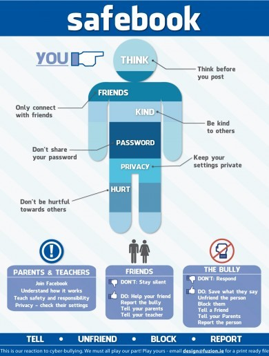 Safebook: How to stay safe online