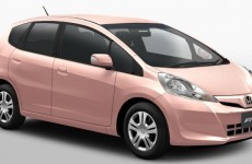 Would you drive a pink car?