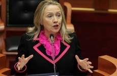 """Hillary Clinton calls killing of David Black """"outrageous and cowardly act"""""""