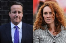 More texts between David Cameron and Rebekah Brooks emerge