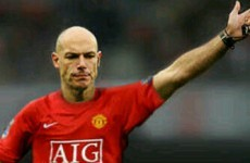 Liverpool star Ryan Babel tweets himself into hot water with Howard Webb picture