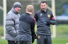 Ferguson eager to rest Ferdinand as United on the brink