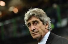 Malaga mastermind Pellegrini dismisses Milan rumours
