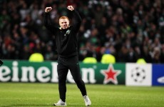 History Bhoys: Lennon blown away by Barca victory