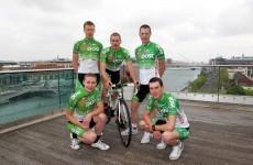 An Post re-sign Irish trio for 2013 season