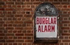 Do you ignore ringing burglar alarms?