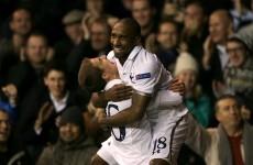 Europa League wrap: Defoe hat-trick keeps Spurs on track