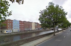 Woman rescued from River Liffey