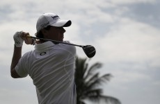 Rory McIlroy makes charge in Singapore