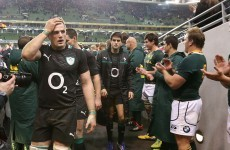 3 things we learned from Ireland v South Africa