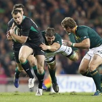 Match report: Ireland v South Africa