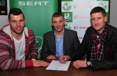 Hoops sign Chambers and McGuinness in double swoop