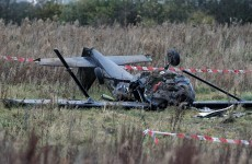 Investigations into plane crash which killed instructor and trainee pilot