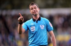 Clattenburg to miss another weekend of Premier League action