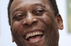 Pele taken to hospital in Sao Paulo
