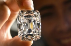Rare diamond fetches €16.9m at Geneva auction
