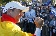 Garcia would not swap Ryder Cup for first Major