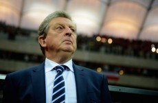Roy Hodgson refuses to blame Hart for greatest bicycle kick of all time... or the other goals
