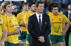 David Campese hoping England end Robbie Deans' Australia reign