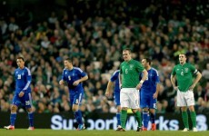 Whelan set for more time on the sidelines