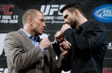 Uncaged: GSP to stake his claim for greatness against Carlos Condit