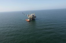 Explosion and fire at oil rig leaves two missing