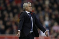 Embattled: Hughes unmoved by QPR sack speculation