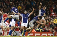 VIDEO: In case you missed Samoa beating Wales last night, here are the highlights