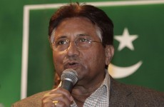 Musharraf calls for India, Pakistan to 'bury the hatchet'