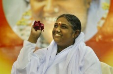 Humanitarian 'hugging saint' Amma visits Dublin this weekend