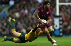 Pommy bashing: Australia show some spirit to take Twickenham win