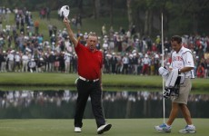 Landmark win for Jimenez in Hong Kong