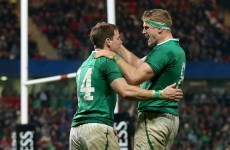 'They did the jersey proud' – Heaslip praises emerging Irish stars