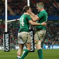 'They did the jersey proud' - Heaslip praises emerging Irish stars