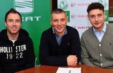 Shamrock Rovers signal title intent by signing Quigley and O'Connor