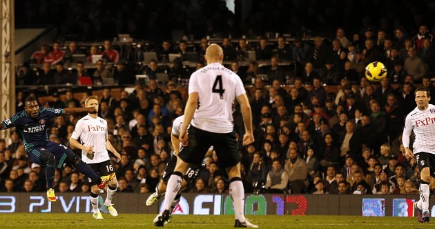 Report: Sunderland get back on track against 10-man Fulham