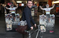 Mark Cavendish says he's 'okay' after training session collision