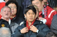 Kagawa set for second month on the sidelines