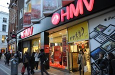 HMV to create 210 Christmas jobs