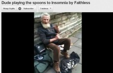 Is this the coolest old man ever, and the best video ever?