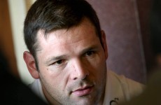 Mike Ross eager to atone for scrum slip-up against Springboks