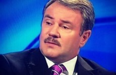 'Gentleman Thief' — Ireland freaks out at Ray Houghton's moustache