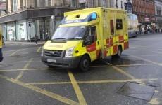 Ambulance stolen from Dublin housing estate