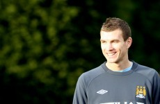 Fantasy Football: plenty of eastern promise from City new boy Dzeko