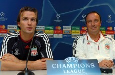 Benitez to name Zenden as his No.2 – Report