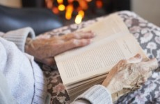 Why older people struggle to read fine print - study